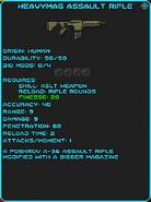 IGI Heavymag Assault Rifle