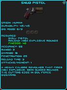 IGI Snub Pistol