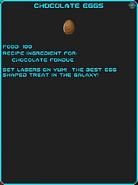 IGI Chocolate Eggs