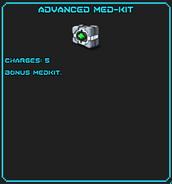 Advanced med-kit