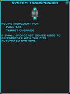 IGI System Transponder