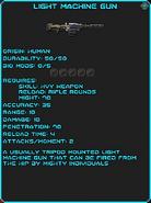 IGI Light Machine Gun