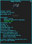 IGI Mag Pistol