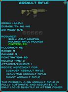 IGI Assault Rifle