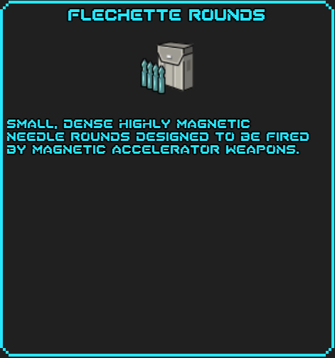 Flechette Rounds SotsDex.png
