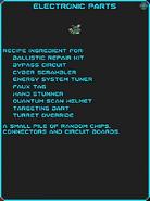 IGI Electronic Parts