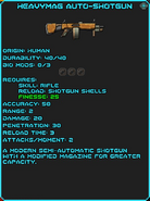 IGI Heavymag Auto-Shotgun
