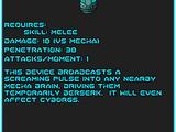 Cyber Scrambler