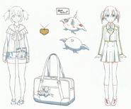 OS Production Book Keiko Design