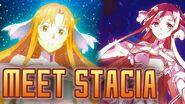 Meet Stacia, Goddess of Creation! - An Introduction Sword Art Online Wikia
