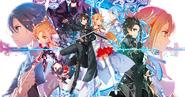 Sword Art Online 10th Anniversary Key Visual