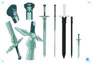 Design Works Coloured Concept for Dark Repulser