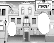 A house for sale in Rovia - Barcarolle manga c3