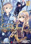 Alicization Lycoris Manga Vol 2 Cover