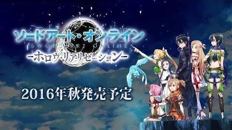 PS4_PS_Vita「ソードアート・オンライン_―ホロウ・リアリゼーション―」第2弾PV