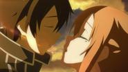 Kirito and Asuna completion