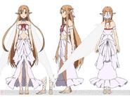 Asuna as Titania Design