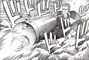 Lion King Richie Phantom Bullet manga Stage 10