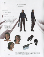 WoU vol 06 blu-ray's booklet - PoH's concept arts