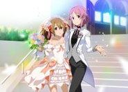 Silica and Lisbeth in June Bride Event 2019 IF