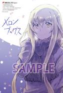 Alicization Lycoris Manga v2 Melonbooks bonus