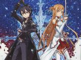 Sword Art Online Anime Mainpage