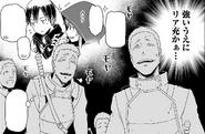 SAO players interpreting Asuna and Kirito's conversation as lovers' talk - Progressive manga c33