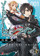 Sword Art Online Volume 01 - 10th Anniversary Limited Edition Cover