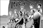 Fuurinkazan in-game appearance in OS manga