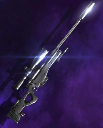 Accuracy International L115a3 Sword Art Online Wiki Fandom