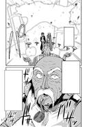Romolo shocked at seeing the high-grade materials Asuna and Kirito gathered for him - Barcarolle manga c6
