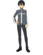 Kirito Valet UW Full Body