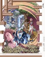 Alicization War of Underworld BD-DVD V6 Cover