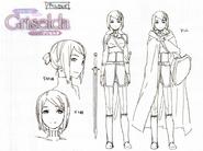 Griselda - Anime Sword Art Online no Subete