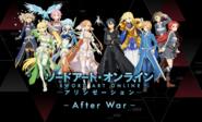 Alicization After War Visual