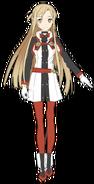 Ordinal Scale Asuna