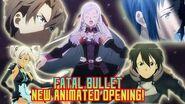 Sword Art Online Fatal Bullet - Dissonance of the Nexus Opening!