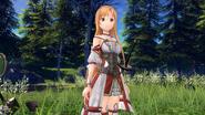 Asuna in Ainground