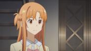 Asuna at home