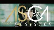 Sword Art Online 刀劍神域 Alicization Opening 2 Full『ASCA - RESISTER』 完整版 MV Music Video Sub 歌詞字幕