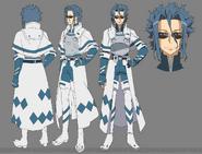 XeXeeD's character design