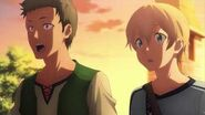 Toonami - Sword Art Online Alicization Episode 2 Promo (HD 1080p)