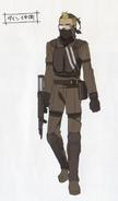 Jin concept 2nd Season Animation art book