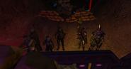 Soron & An Elite Mandalorian Fire Team (Incl. Lone, Min, Vala Dralshy'a, etc.) Successfully Strike + Eliminate a Trench on Mandalore
