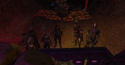 Soron & An Elite Mandalorian Fire Team (Incl. Lone, Min, Vala Dralshy'a, etc.) Successfully Strike + Eliminate a Trench on Mandalore.png