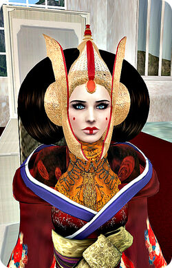 Queen Adala during the DoR Sith crisis.