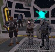 Soron + Min + Vyssh = Sector Patrol