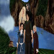 Relsh Family Photo - Jontelk, Mira, Ures, Minavi, and Jeryan