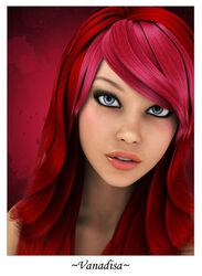 Girl with red hair by igolochka.jpg