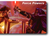 Sith Force Powers